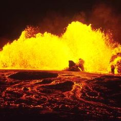 What Scientists Learned from Kilauea's Mauna Ulu Eruption