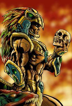 Download aztec-warrior-with-skull-tattoo-design.jpg