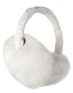Barts Real Fur Earmuffs