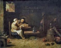 David Teniers - In der Schenke