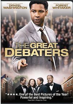 The Great Debaters (DVD, 2008, Widescreen) Denzel Washington Forest Whitaker 796019810708 | eBay