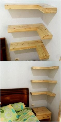 DIY Pallet Wood Ideas In Unique Styles pallet ideas, pallet projects, pallet furniture, diy pallet and DIY Pallet Wood Ideas In Unique StylesPicking up the wasted she Wooden Pallet Projects, Diy Pallet Furniture, Diy Furniture Projects, Diy Projects, Bedroom Furniture, Lawn Furniture, Wooden Furniture, Furniture Stores, Pallet Diy Decor