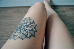 35 Spiritual Mandala Tattoo Designs