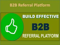 Nextbee has come up with a powerful B2B referral platform powered by cutting edge technology to create more positive and use-friendly brand experience. It gives access to many smart and easy to incorporate tools that would fast spread your brand awareness among the people and radically build up your sales without taking much of your time.