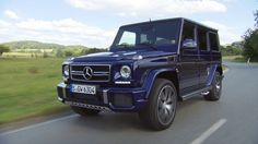 The G-Class is distinct in the Mercedes-Benz lineup in that around half of the sales are high-performance models developed by Mercedes-AMG. With the SUV icon ready to undergo its first redesign given that the nameplate's launch four decades back, you can wager the engineers will be...