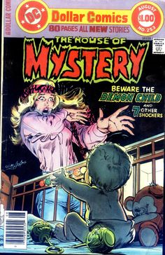 House Of Mystery #253, August 1977,  Pencils/Inks: Neal Adams