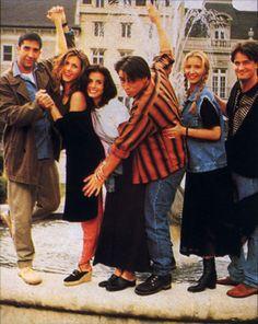 Cast of Friends 1994 Friends Tv Show, Friends 1994, Serie Friends, Friends Cast, Friends Moments, I Love My Friends, Friends Forever, Best Friends, Friends Season 1
