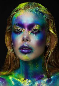 Nixie by Slava Samoilenko submitted to http://www.eyeshadowlipstick.com/