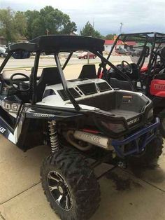 Used 2014 Arctic Cat Wildcat X ATVs For Sale in Iowa. 2014 Arctic Cat Wildcat X, low miles - has a top, radio, front and rear bumpers and a winch! The minimum operator age of this vehicle is 16 with a valid driver's license. Dimensions: - Wheelbase: 95 in. (241.3 cm)