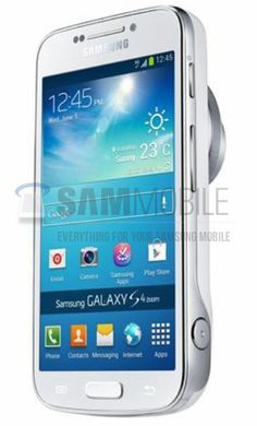 Samsung Springs a Leak and We Get Our First Look at the Galaxy S4 Zoom galaxys4zoom1