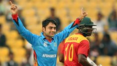 Afghanistan won ODI against Zimbabwe by D/L at Harare Afghan cricket team is currently visiting Zimbabwe due to play a five matches ODI series there and the series has already started in February, 2017 wh Blue Tigers, Lucky Man, Daily Star, Zimbabwe, Afghanistan, Cricket, Victorious, In This Moment, Sports
