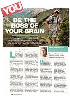 Ryan Sandes in YOU Magazine
