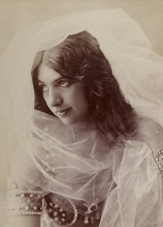 Mata Hari Née Margaretha Zelle