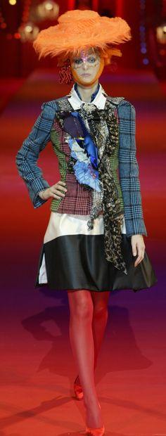 ~Christian Lacroix Haute Couture Autumn Winter 2002 | The House of Beccaria#