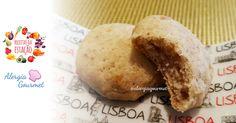 BISCOITO DE BANANA - Alergia Gourmet