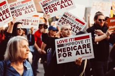 Why We Need Medicare for All   ---   ICUMI