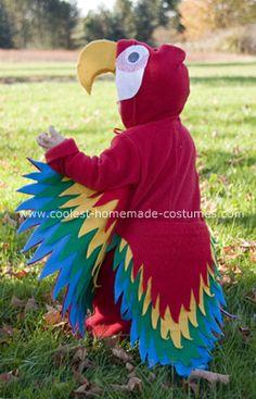 Parrot Costume