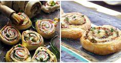 Cómo hacer unas deliciosas caracolas saladas de jamón y queso Cooking Time, Baked Potato, Sushi, Potatoes, Baking, Ethnic Recipes, Food, Ideas, Vestidos