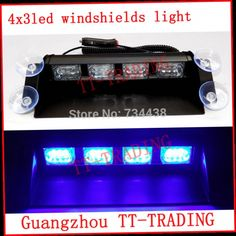45.00$  Buy here - http://aliu9n.worldwells.pw/go.php?t=32358187078 - 12 LED police Strobe Lights car Dash board Windshields lamp Emergency light Car Truck Light DC12V RED BLUE WHITE AMBER GREEN 45.00$