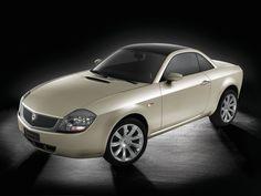 Lancia Fulvia Coupe concept from the 2003 Frankfurt Motor Show) Retro Cars, Vintage Cars, L Car, F12 Berlinetta, Alfa Romeo, Maserati, Fiat, Concept Cars, Cars Motorcycles