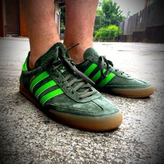 new arrival a7234 2d333 Adidas Jeans on the street