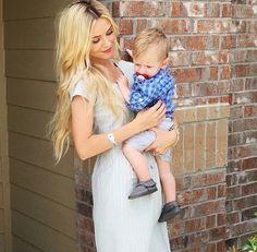 The Anica dress on blogger Destiny Thompson 😍