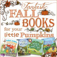 Fall Books for children