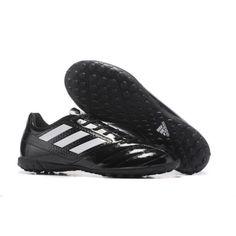 promo code d6c2e 229a9 Nuevas Botas De Futbol Adidas ACE 17.4 TF Negras Blancas Baratas Online  Hombre