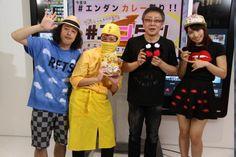 NOTTVエンダンに 松尾貴史さんと一緒にゲストで登場!!