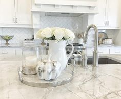 100 Interior Design Ideas · Kitchen Countertop DecorFall ...