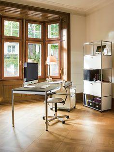 USM Haller Schreibtisch – sofort lieferbar | cairo.at