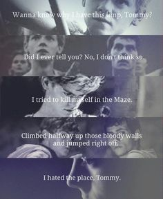 I miss Newt already. I just read his death. He was my favorite character....