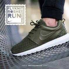 #nike #nikerosheone #rosherun #nikepremium #specialedtion #sneakerbaas #baasbovenbaas  Nike Roshe Run FLyknit Premium! - Now online!  For more info about your order please send an e-mail to webshop #sneakerbaas.com!