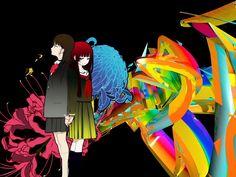 Les 19 Meilleures Images Du Tableau Jigoku Shoujo Sur Pinterest