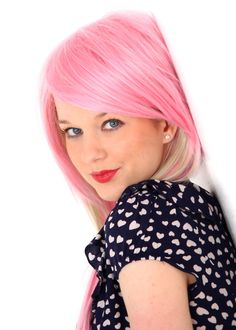 Already planning to get colors in my hair today, but when that wears out, seriously considering this.