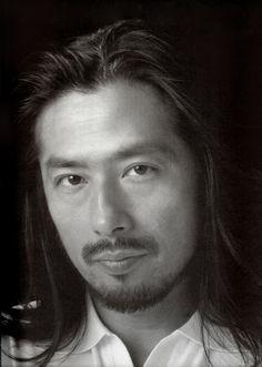 Hiroyuki Sanada, in the Wolverine Korean Men, Asian Men, Asian Guys, Hugh Jackman, Most Beautiful Man, Beautiful People, The Wolverine, Wattpad, Romance