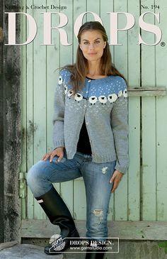 Winter Love DROPS 184 11 Modelli di maglia gratuiti di