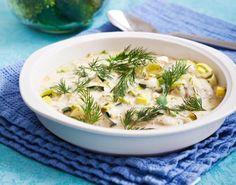 Lättlagad fiskrätt som ändå känns lite lyxig i smaken.