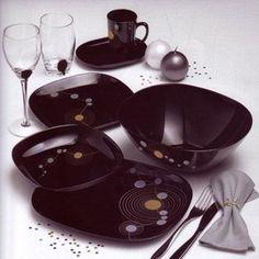 Стекляная столовая посуда