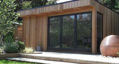 Garden Office, My Garden Office, Office in my Garden, Garden Rooms