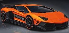 """German Special Customs (GSC) has successfully modified the Lamborghini Aventador to be more handsome and aggressive through Estatura GXX.    Lamborghini Aventador Estatura GXX comes with a new body kit, seats with orange stitching, trim with carbon fiber material, and an additional instruments on the dashboard. While the engine is remain """"untouched""""."""