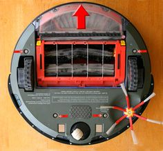 iRobot Roomba Bumper Sensor repair - Schneor Design and