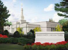 Raleigh Temple (Borup)
