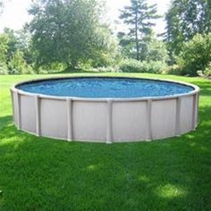 Pool Includes: An extra wide high flow skimmer with strainer basket, and directional high output return jet. Please Note: All Sharkline pools include pool walls, uprights, top rails, bottom rails, installation hardware, one return jet with an adjustable eyeball, a FloPro II Wide Mouth Skimmer, and coping strips. Liners may be purchased separately by going to our Pool Liners section directly below.