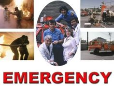 emergency television show photos | Emergency! tv show photo