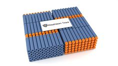 Raytheon Toys Soft Darts 300-Pieces $18