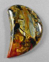AFRICAN PIETERSITE designer cab Silverhawk's designer gemstones.