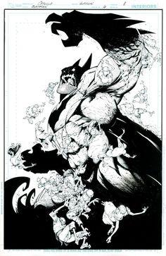 Batman by Greg Capullo Comic Book Artists, Comic Book Characters, Comic Artist, Comic Books Art, Batman Comic Art, I Am Batman, Superman, Dc Comics, Batman Comics