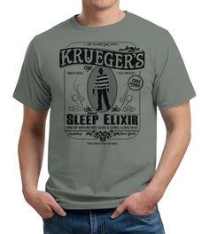 2bcfd7ad4046 Krueger s Magic Sleep Elixir T-Shirt. Berry s Loot