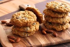 Scientifically Sweet: Classic Chewy Chocolate Chip Oatmeal Cookies